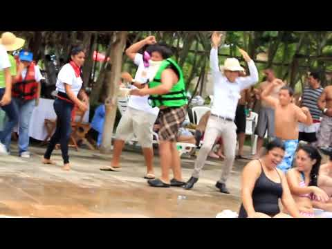 Harlem Shake (BACKSTAGE) Puerto Barrios, Izabal, Guatemala, Amatique Bay