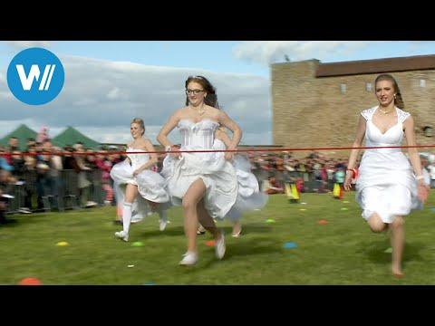 Frisch vermählt in Estland (360° - GEO Reportage)