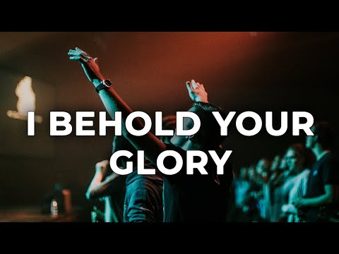 Vinesong - I Behold Your Glory (Lyric Video)