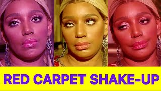 JUICY NEWS! Nene Leakes Red Carpet Interview Shut Down Amid Questions About #RHOA Cast