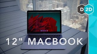 """12"""" Macbook Review - One month with one hole"""