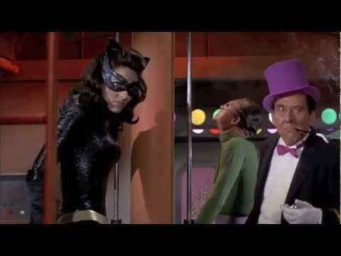 Batman: Catwoman/Selina Kyle, The Purrfect Enemy (Music Video) HD