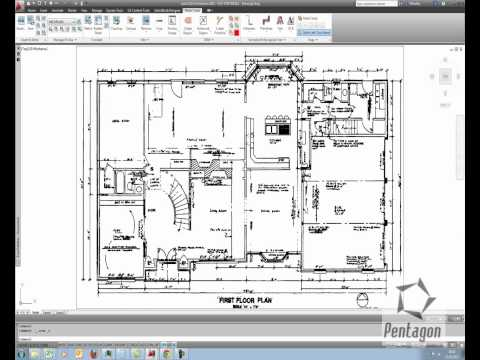Using raster Design in AutoCAD 2012