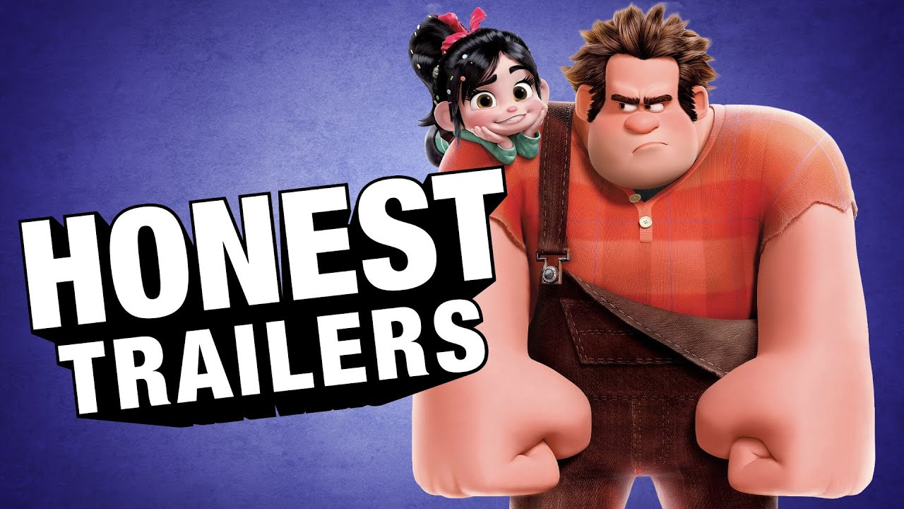 [Wreck It Ralph Gets Taken Apart In Honest Trailers] Video