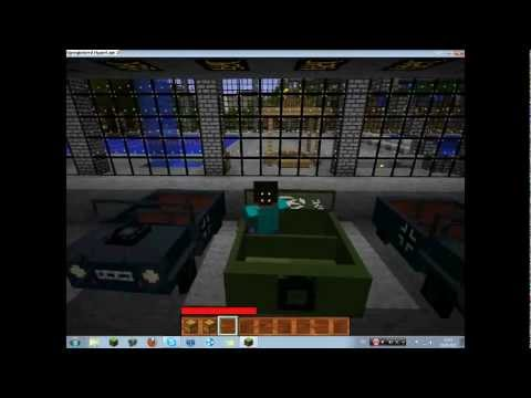 Let's Show Minecraft Flughafen #001 Music Videos