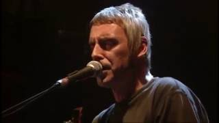 Paul Weller - Live  Acoustic - Days of Speed