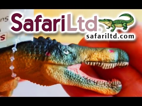 Safari Ltd® Suchomimus Review