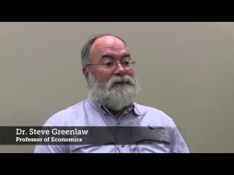 UMW&#039;s Steven Greenlaw: Higher Education and Liberal Arts