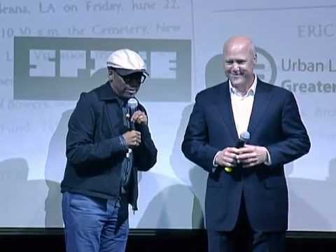 Mayor Landrieu partners with Film Director Spike Lee on Flip the Script campaign