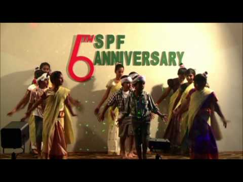 2012 - Tamil Choreography (aaazhakadalil) video