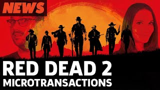 Red Dead Redemption 2 Microtransactions, Ubisoft Talks PS5 & Next Xbox! - GS News Roundup