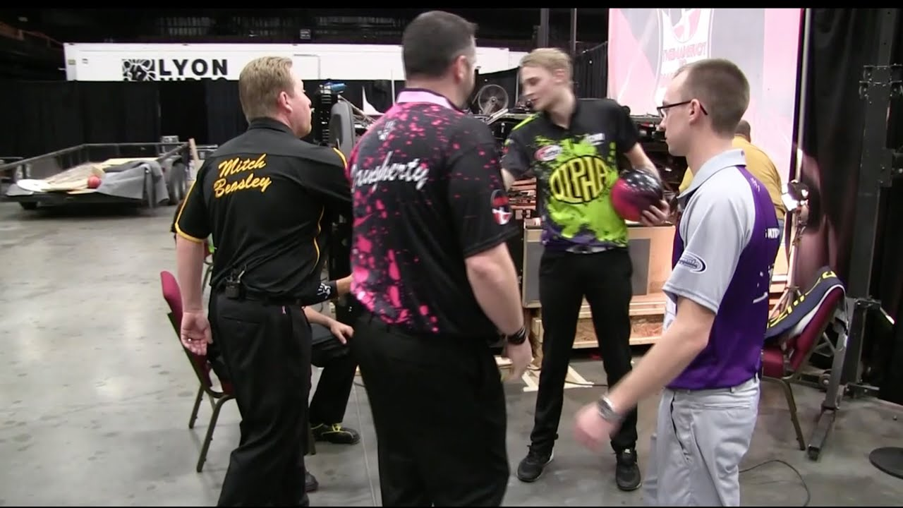 2016 FireLake PBA Tournament of Champions in Six and a Half Minutes