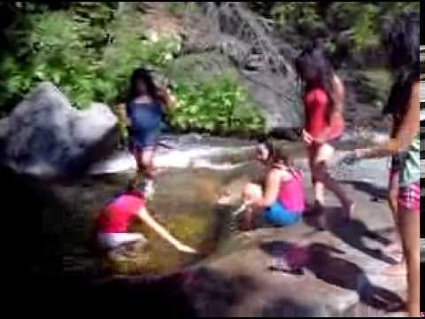Hidden Valley 2011 Girls Camp: Baths video