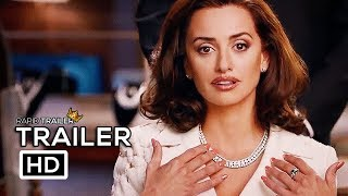 LOVING PABLO Official Trailer (2018) Penélope Cruz, Javier Bardem Movie HD