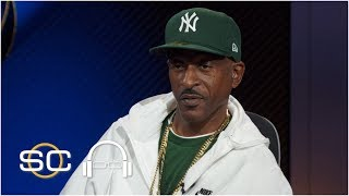 Rakim talks hip-hop GOAT status, legendary music career with Scott Van Pelt | SC with SVP