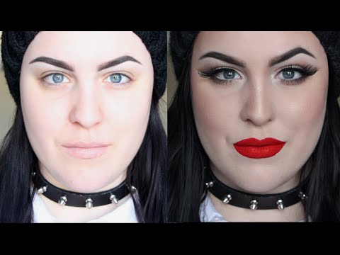 FIRST IMPRESSION: KAT VON D LOCK IT TATTOO FOUNDATION [FAIR SKIN] [DRY SKIN]
