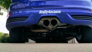 Focus ST Straight Pipe Cold Start