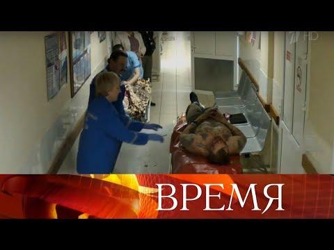 Следователи вСмоленске разбираются соскандальным случаем больнице, где скончался пациент.