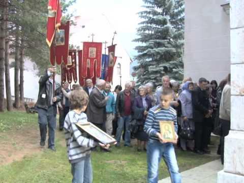 REPORTAZA TV DUGA PLUS -  Cajnice Mala Gospojina 2014