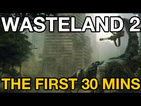 Wasteland 2 Gameplay: The First 30 Minutes video