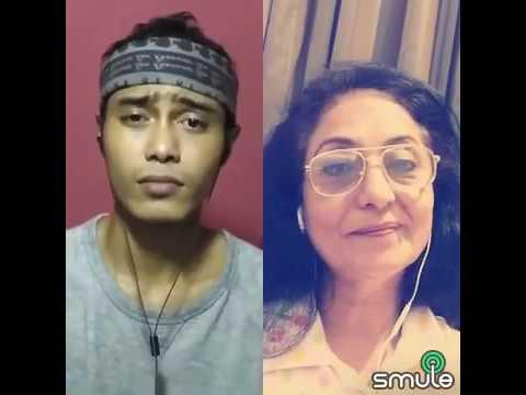 Shaan  Alka Yagnik   Kuch To Hua Hai   Kal Ho Naa Ho HQ On Sing Karaoke By Reno DhVIS And Hasi Grove