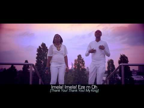 Nathaniel Bassey Feat. Enitan Adaba - Imela. (thank You) video