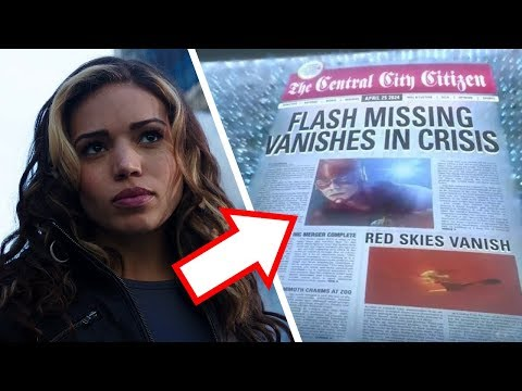 The 2024 Crisis Event is FINALLY Happening? Evidence Explained - The Flash Season 5 thumbnail