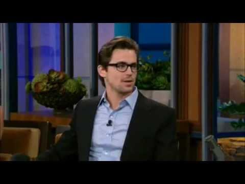 Matt Bomer - The Tonight Show with Jay Leno