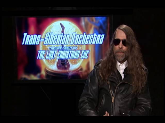 Trans-Siberian Orchestra - Q&A with Paul O'Neill: Dreams of Fireflies EP Songs