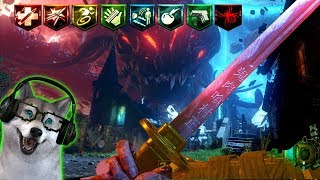Black Ops 4 Hype - Revelations Round 50 Boss Fight! (Black Ops 3 Zombies)