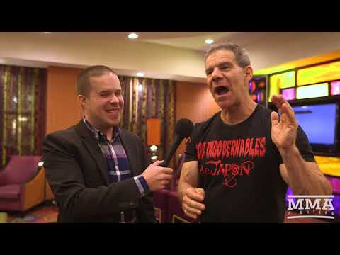 WWE WrestleMania 34 Preview Show, Talking Ronda Rousey, Brock Lesnar - MMA Fighting