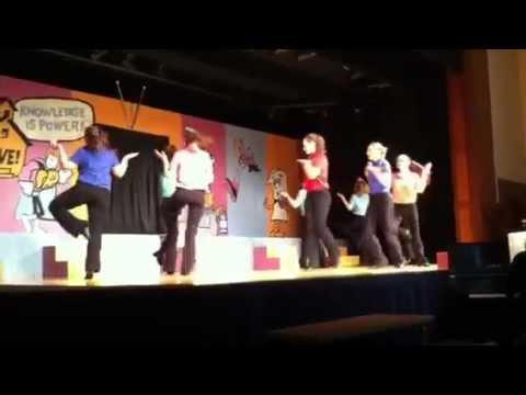 "Kasi Howes ""School House Rock""  Eastern Christian High School - 03/14/2013"