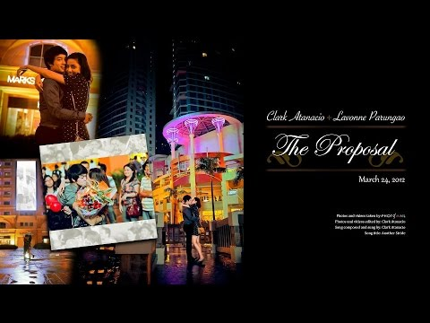 Clark Atanacio + Lavonne Parungao: The Proposal