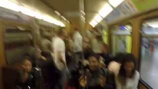 FEUERHERZ: U-Bahn München (Verdammt Guter Tag)