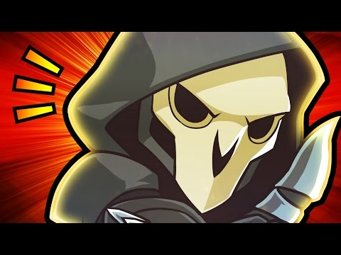 Overwatch   28 Fast Facts About Reaper