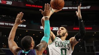 Boston Celtics vs Charlotte Hornets - Full Game Highlights | November 7, 2019