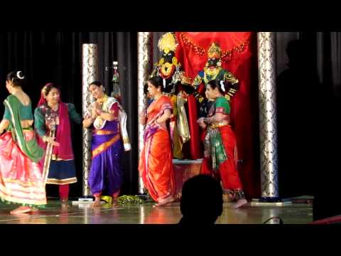 Gawlan Dance - Majhe Maher Pandhari By Meena Nerurkar video