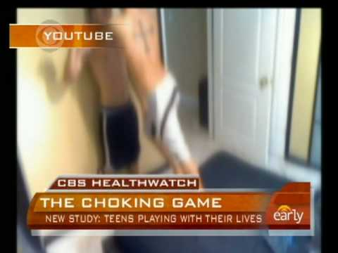 Deadly Teen Choking Game