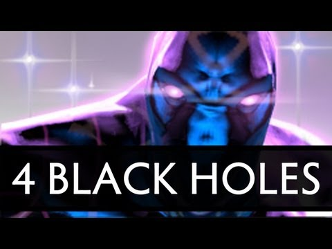 Dota 2 Black Hole x4