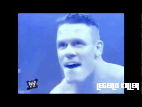 WWE - John Cena - Old Theme (2002)