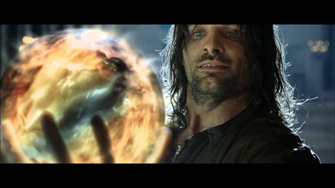 Return Of The King Aragorn LOTR The Return of the King
