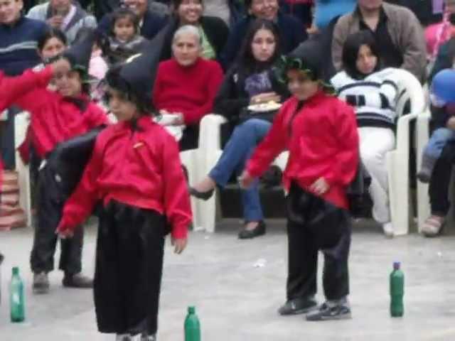 Baile de Brujas de Cachiche - Inicial 5 años
