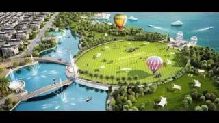 Công viên Central Park dự án Vinhomes