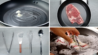 5 Mistakes You're Making With Your Nonstick Pan