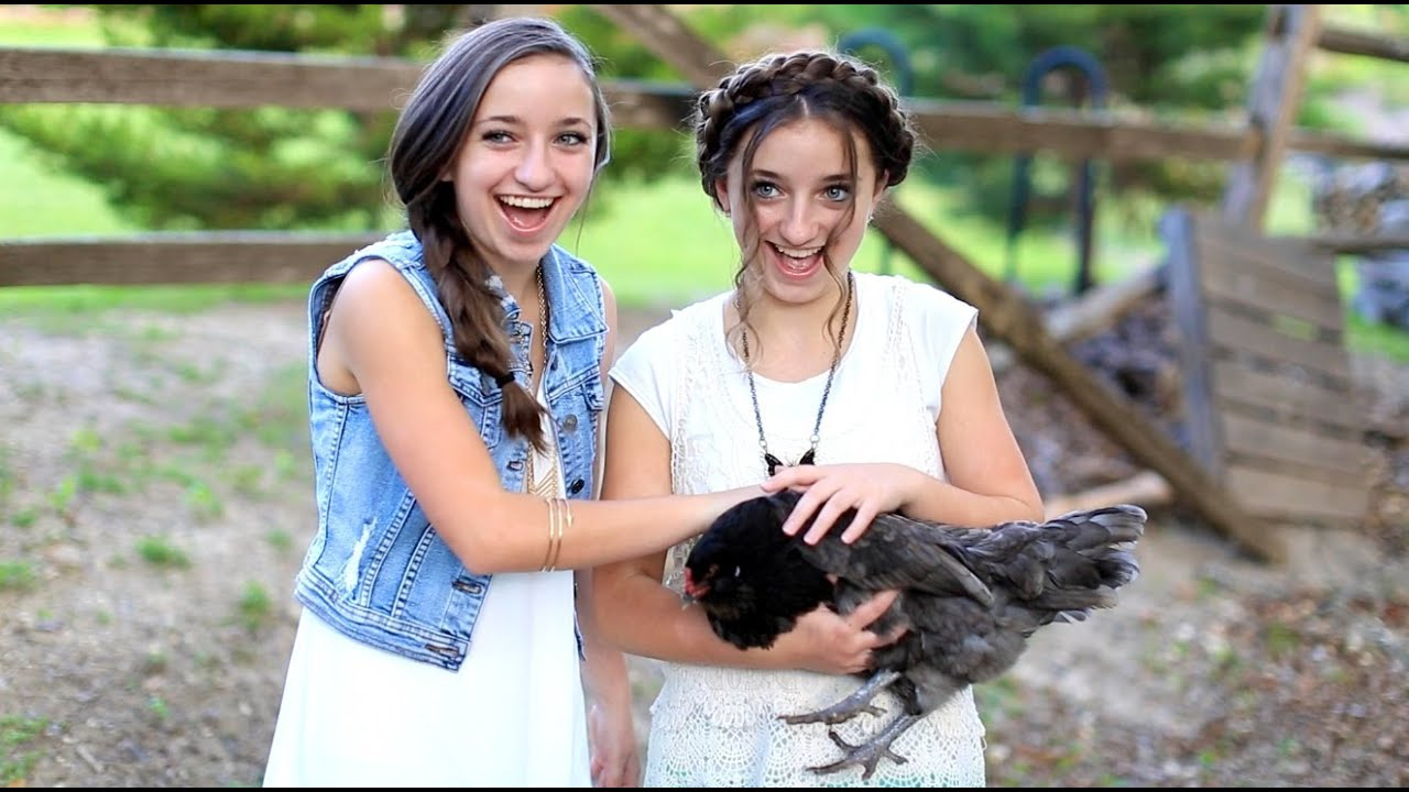 Spring Fashion Looks Brooklyn And Bailey Youtube