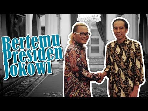 Sule Bertemu Pak Presiden RI H. Joko Widodo (JOKOWI)