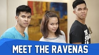 Episode #13 | Meet The Ravenas | Phenoms Season 2