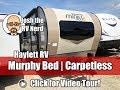 2018 Rockwood 2304KS Mini Lite Ultralite Murphy Bed Rear Bath Couple's Camping Travel Trailer