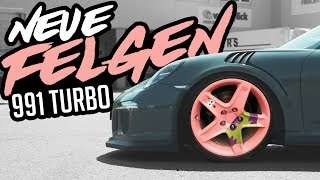 JP Performance - Neue Felgen! | Porsche 991 Turbo
