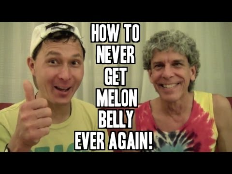 How to Never Get Melon Belly aka Hypogylcemia Ever Again